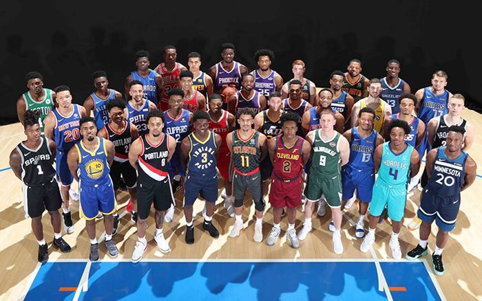 Khai Mạc Giải Bổng Rổ Nhà Nghề Mỹ NBA mùa giải 2018-2019.