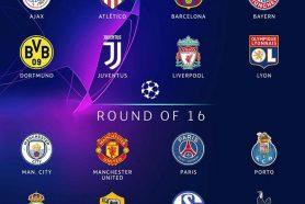Những Bất Ngờ Sau Lượt Trận Vòng 1/8 Tại Champions League 2018-2019