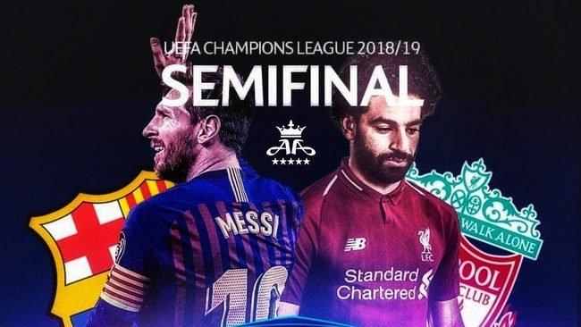 Nhận Định Cho Trận Bán Kết Tại Champions League 2019