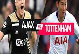 Tottenhom vs Ajax Photo