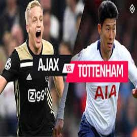Tottenhom vs Ajax Photo